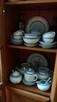 Serwis oryginalna chińska porcelana 12 osób!