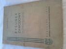 """,,Rysunek Zawodowy dla szkół elektrotechnicznych"""" z 1952 r."""