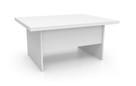 Ława stół ławostół rozkładany podnoszony BIAŁY sonoma wenge - 6