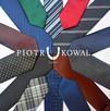 Krawaty z logo