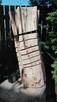Lampka nocna z pnia drewna - 5