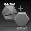 Panele ścienne 3D ZARIA - producent ZICARO. - 3