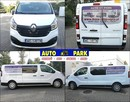 Renault Trafic LONG-9 OS-WYNAJEM WESELA WRAZ Z KIEROWCĄ!!