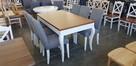 Krzesło nowoczesne tapicerowane do salonu jadalni restauracj - 6