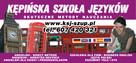 Szukamy lektora z języka angielskiego, polskiego oraz niem.!
