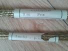 sznurek złocony motki po 2 m, i po 1.5 m. - 2