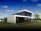 Projekt PS-GL-70-20-2G-V1 dom jednorodzinny NOWOCZESNY EKO - 3