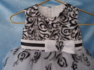 Elegancka sukienka dla dziewczynek - 2