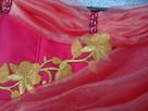 Elegancka sukienka dla dziewczynek. Nowa. Rozmiar 128 - 3