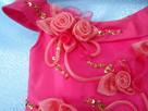 Elegancka sukienka dla dziewczynek. Nowa. Rozmiar 116 - 2