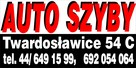 AUTO SZYBY SAMOCHODOWE PIOTRKÓW /NAPRAWA SZYB/