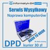 Wysyłkowy serwis komputerowy Naprawa Komputerów