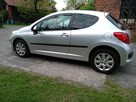 Peugeot 207 1.4 benzyna 2006 r - 2