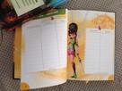 Kalendarz szkolny wróżki tajemnica piratów terminarz Disney - 2