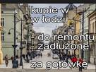 Pilnie kupie mieszkanko w Łodzi i okolicach