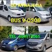 Bus-y 9os. Wynajem wypożyczalnia