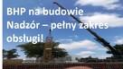 BHP na budowie - pełne wsparcie!
