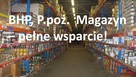 BHP magazyn, produkcja - pełne wsparcie!