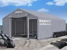 Namiot hala 9x12x3 magazynowa handlowa wiata garaż MTB