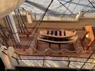 Drewniana Replika statku USS Constitution - 6