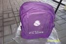 Plecak Real Madrid firmy Safta prosto z Hiszpani