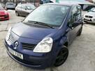 Renault Modus 1.2 BENZYNA Moc 65Km - Klimatyzacja/ Alu/ Opłacony