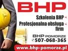 SZKOLENIE wstępne BHP - GDYNIA - 2