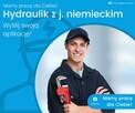 Hydraulik - wymagany j. niemiecki - od 2300€ netto - Niemcy