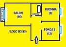 M3 w bloku do wykupu na dwa małe pokoje w kamienicy