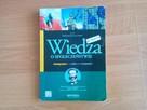 Podręczniki do szkół średnich (chemia, bilogia, WOS) - 3