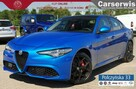Alfa Romeo Giulia Veloce 2.0 280 KM  Misano Blue / Czarna skóra   Carplay