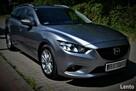Mazda 6 Benzyna/ Automat/ Europa/ Faktura VAT/ Okazja