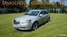 Opel Insignia piękna i mocna 160 KM. Gwarancja