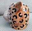Gepard doniczka głowa kota osłonka koci pyszczek - 9
