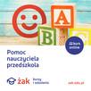 Pomoc nauczyciela przedszkola - kurs online