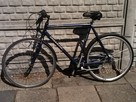 Rower męski miejski, 28, rozmiar duży, aluminiowy, 200 zł.