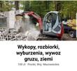 Wywóz gruzu, Czyszczenie działek wycinka i karczowanie drzew