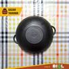 Kociołek żeliwny patelnia WOK 5 litrów Biol - 5