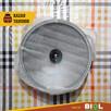 Kociołek żeliwny patelnia WOK 5 litrów Biol - 3