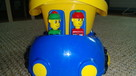 Samochód zabawka- wywrotka