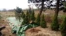 Prace porządkowe w ogrodzie