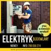 Elektryk Budowlany - niemieckie warunki zatrudnienia!