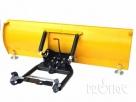 LEMIESZ 150cm x 55cm + Guma zgarniająca pług do quada hurt - 3