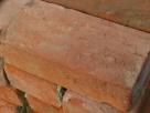 cegła z rozbiórki czysta dachówka dwuteownik 20 Ełk