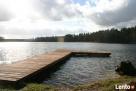 Mazury, domek nad jeziorem Marksoby Szczytno
