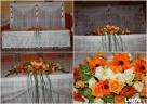 Dekoracje ślubne, wypożyczalnia dekoracji Rabka-Zdrój