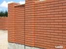 murowanie ogrodzeń z klinkieru - 2