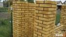 murowanie ogrodzeń z klinkieru - 6