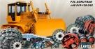 STALINIEC T-130,T-170,B-10,DT-75,RÓWNIARKA ROSYJSKA,ETC 2011 Parczew