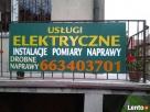 Elektryk wykona nowe instalacje, renowacja istniejących Szczecin